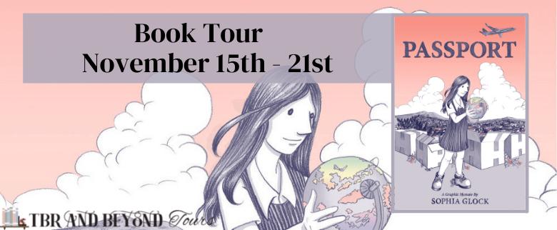 Blog tour: Passport by Sophia Glock  ● Promo Post